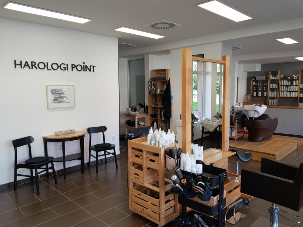 Harologi Point interiér